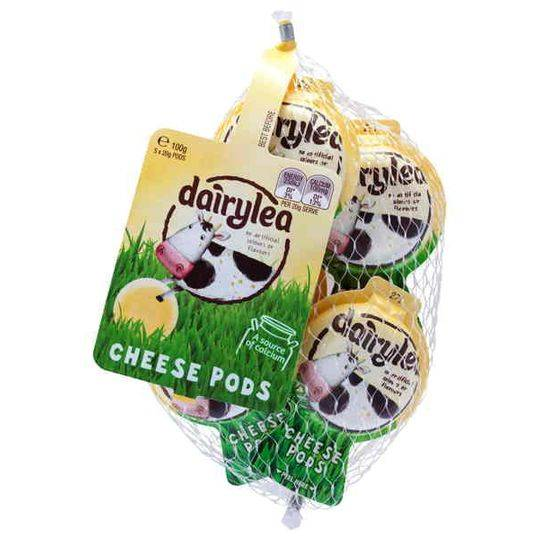 Dairylea Cheese Pods