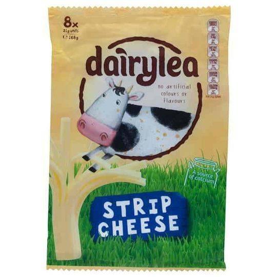 Dairylea Strip Cheese