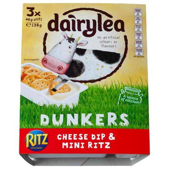 Dairylea Dunkers Ritz Crackers & Cheese