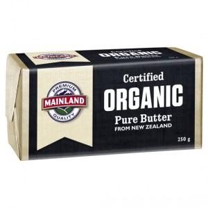 Mainland Organic Butter