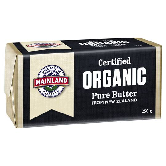 mom183717 reviewed Mainland Organic Butter