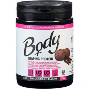 Bsc Body Shaping Protein Swiss Chocolate