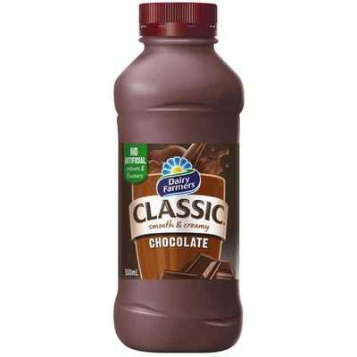 Dairy Farmers Classic Chocolate Milk