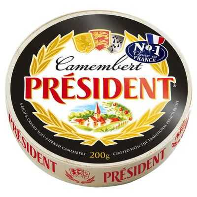 President Camembert Cheese