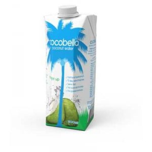 Cocobella Straight Up Coconut Water