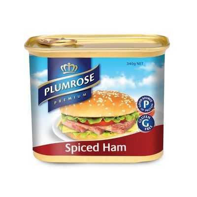 Plumrose Ham Spiced