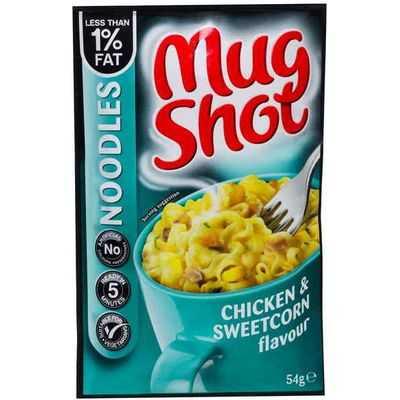 Mug Shot Heat & Serve Chicken & Sweetcorn
