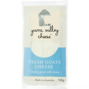 Yarra Valley Goat's Cheese