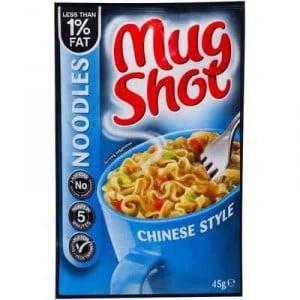 Mug Shot Heat & Serve Chinese Style