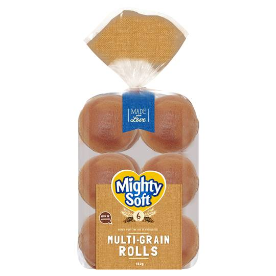 Mighty Soft Multigrain Roll