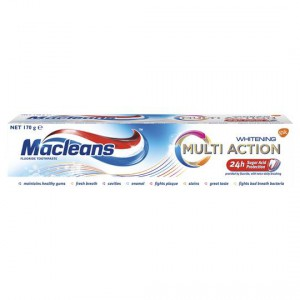 Macleans Multi Action Toothpaste Whitening