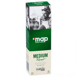 Map Medium Roast Coffee Capsules
