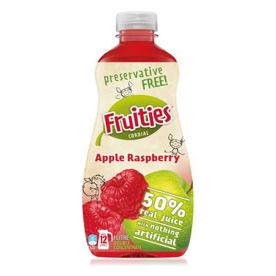 Fruities Apple & Raspberry Cordial