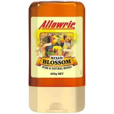 Allowrie Mixed Blossom Upside Down Honey
