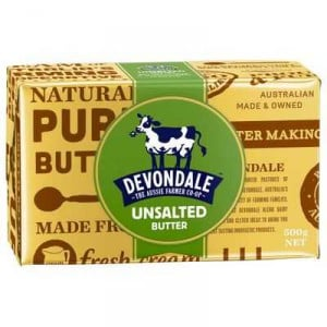Devondale Unsalted Butter