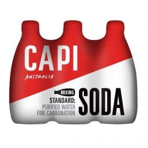 Capi Soda Water