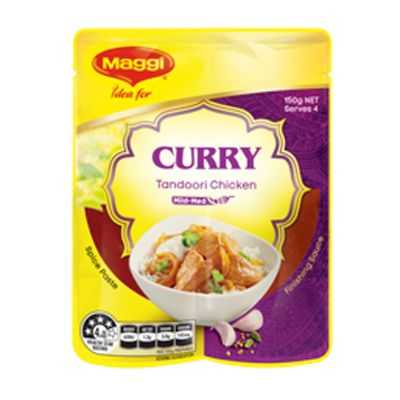 Maggi Curry Creation Tandoori