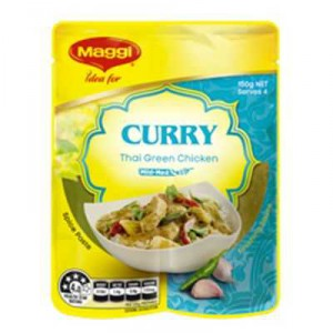 Maggi 2-step Curry Creations Thai Green Curry