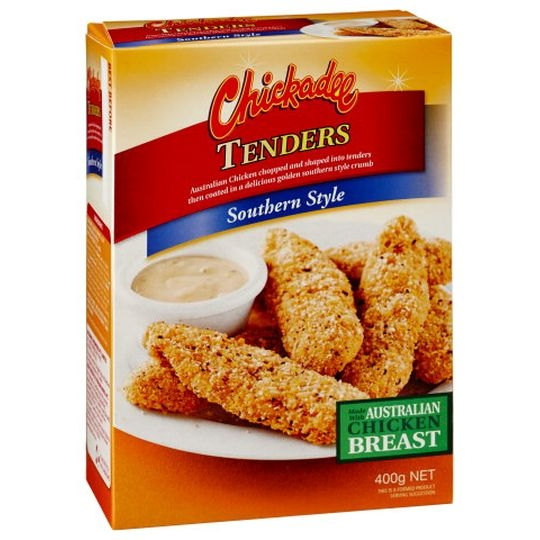 Chickadee Chicken Breast Tenders Southern