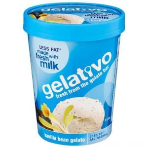 Gelativo Gelato Vanilla Bean