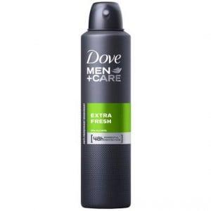 Dove Men Antiperspirant Deodorant Spray Extra Fresh Alcohol Free