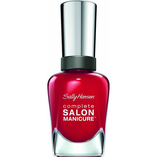 Sally Hansen Nail Polish Right Said Red