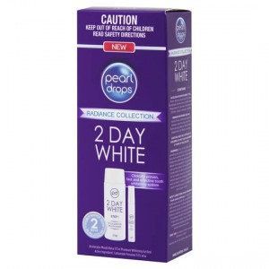 Pearl Drop Tooth Whitening Radiance Collection 2day White