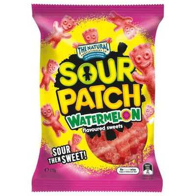 The Natural Confectionery Co Sour Patch Watermelon