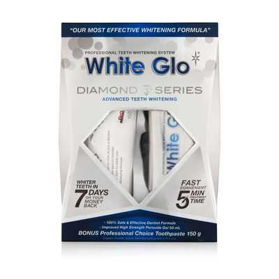 Whiteglo Tooth Whitening Diamond Series Whitening