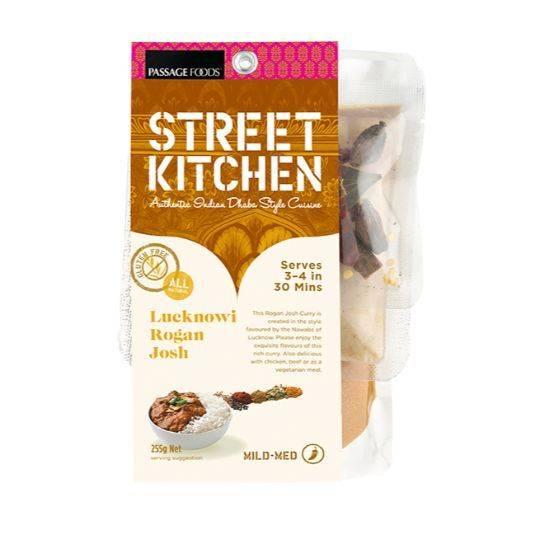 Street Kitchen Simmer Sauce Rogan Josh