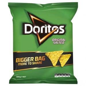 Doritos Corn Chips Original
