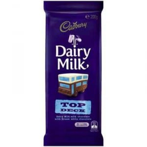 Cadbury Dairy Milk Chocolate Top Deck