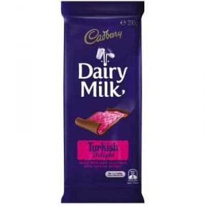 Cadbury Dairy Milk Chocolate Turkish Delight