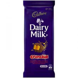 Cadbury Dairy Milk Chocolate Crunchie