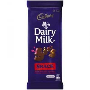 Cadbury Dairy Milk Chocolate Snack