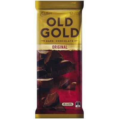 Cadbury Old Gold Dark Chocolate Original