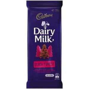Cadbury Dairy Milk Chocolate Black Forest