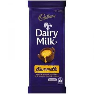 Cadbury Dairy Milk Chocolate Caramello
