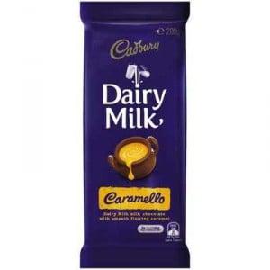 Cadbury Dairy Milk Chocolate Caramello