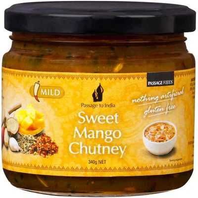 Passage To India Chutney Mango