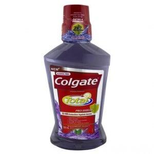 Colgate Total Mouthwash Wintermint