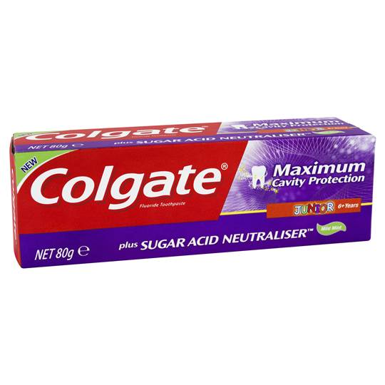Colgate Toothpaste Junior