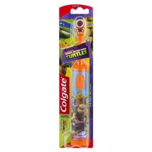 Colgate Toothbrush Teenage Mutant Ninja Turtles