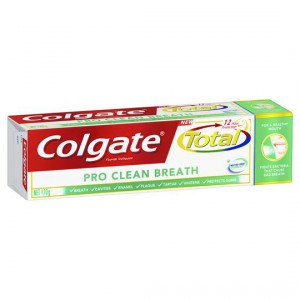 Colgate Total Toothpaste Pro Clean Breath