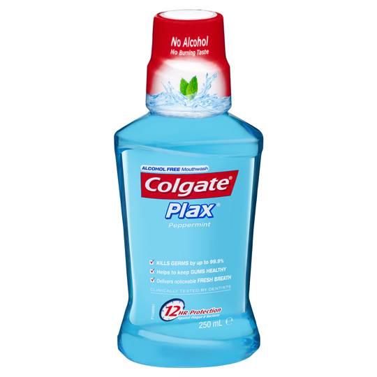 Colgate Plax Mouthwash Peppermint