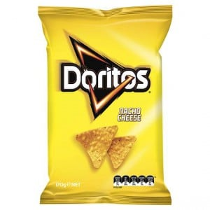 Doritos Share Pack Nacho Cheese