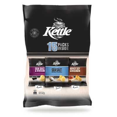 Kettle Multipack Variety
