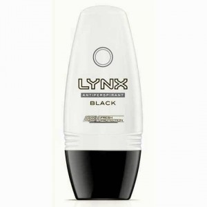 Lynx For Men Antiperspirant Deodorant Black Roll On