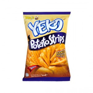 Bika Yeko Potato Sticks Original