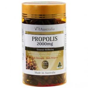 Vitaustralia Propolis 2000mg Capsules